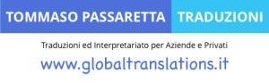 Tommaso Passaretta Traduzioni